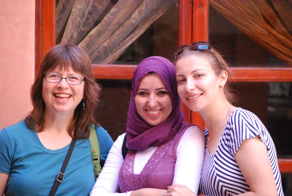 TechWomen Delegation in Morocco