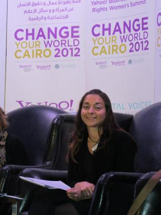 TechWomen Mentor at Cairo Conference